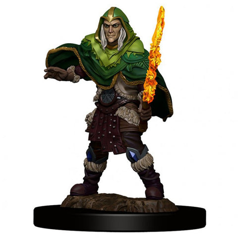 D&D: Icons of the Realm: Premium: Elf Druid Male [WZK93040]