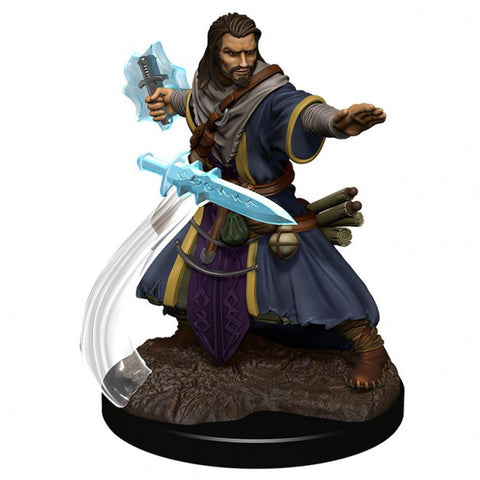 D&D: Icons of the Realm: Premium: Human Wizard Male [WZK93041]
