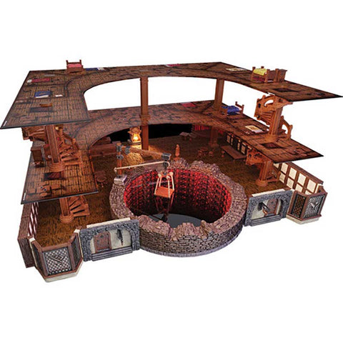 D&D: Icons of the Realms Premium Set The Yawning Portal Inn [WZK96016]
