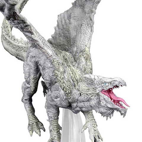 D&D Premium Figure: Adult White Dragon [WZK96020]