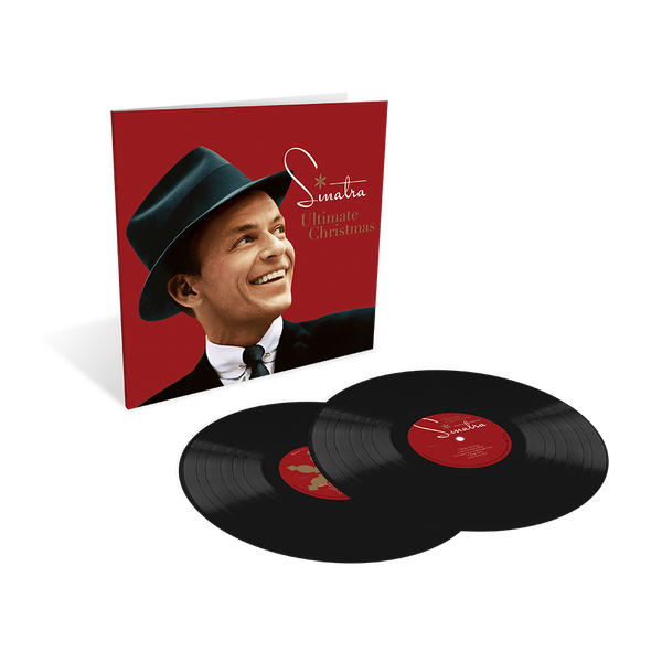 Ultimate Christmas 2lp Frank Sinatra Official Store