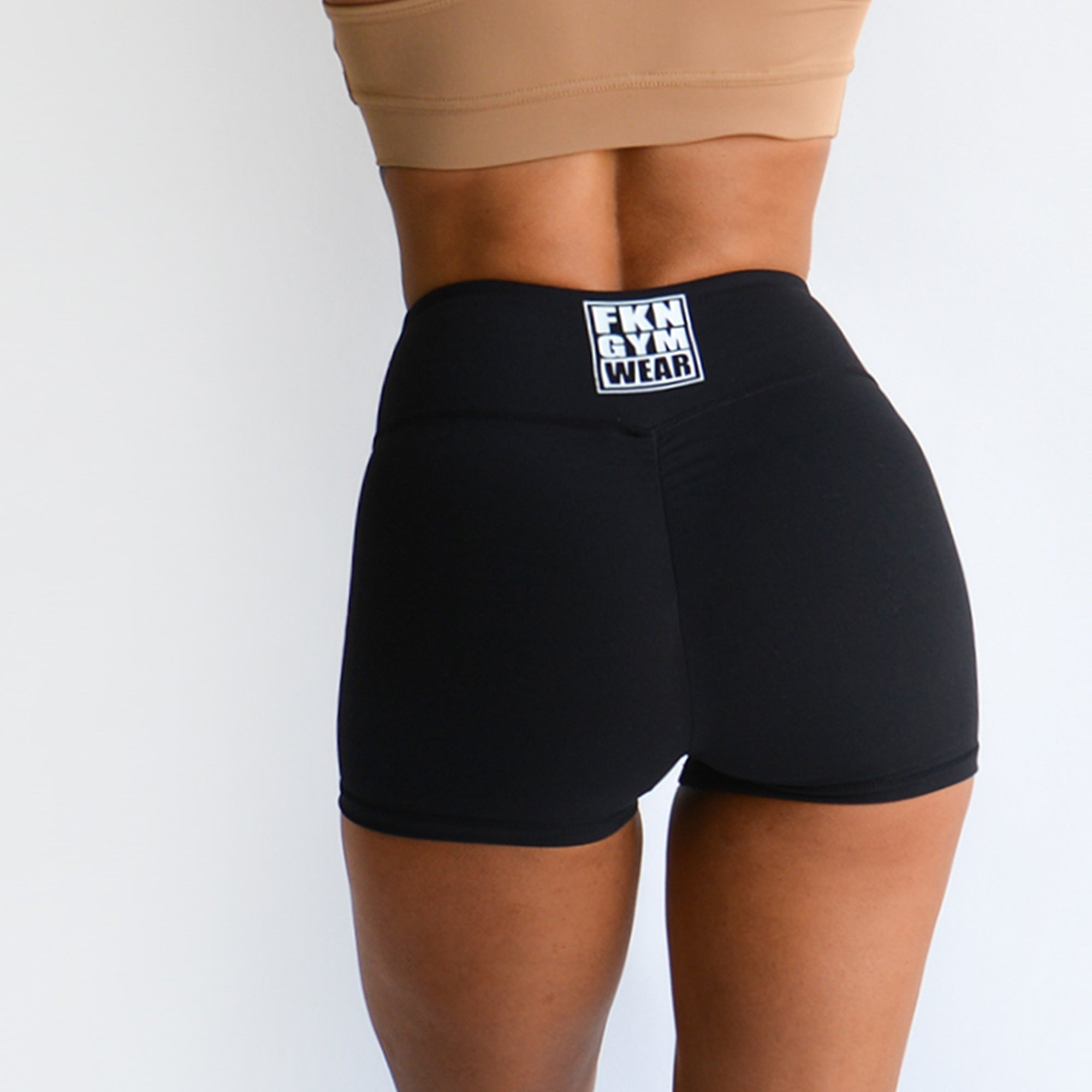 fkn-gym-wear-high-waist-gym-shorts-black-back-close