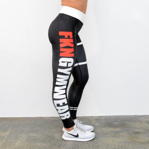 Women's-Black-STFO-leggings-fkn-gym-wear-usa