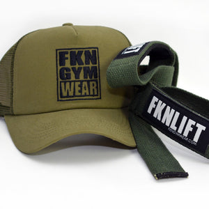 Buy Hat Straps Gym Pack