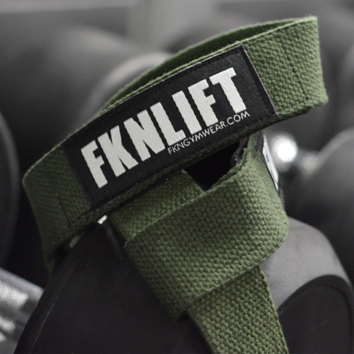 Khaki-fknlift-straps-fkn-gym-wear-usa