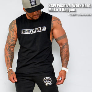 53e99040faa mens-Black-CASH-sleeveless-tshirt-FKN-Gym-Wear-