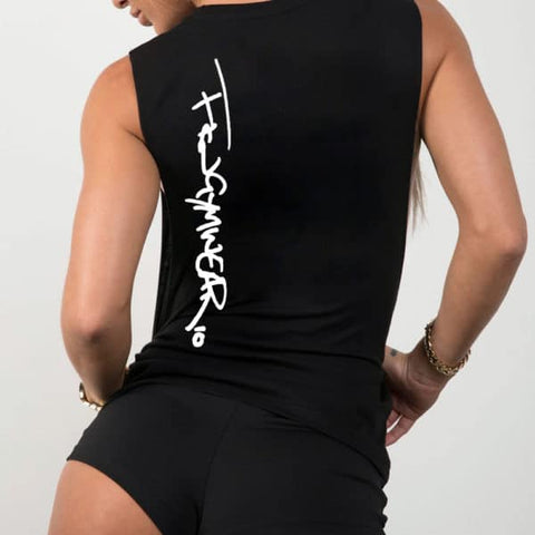 women's-black-signature-muscle-tee-fkn-gym-wear-usa