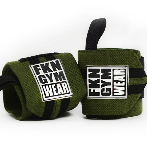 Khaki-fkn-gym-wear-wrist-wraps-usa
