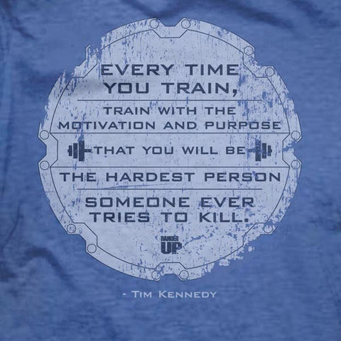 PREORDER Tim Kennedy Hard to Kill Ultra-Thin Vintage T-Shirt