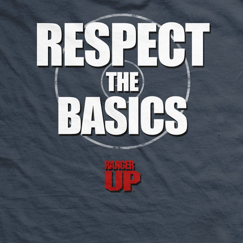 Respect the Basics Normal-Fit T-Shirt