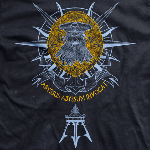 Vote It Back: PREORDER Davy Jones Golden Shellback Normal-Fit T-Shirt