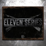 Eleven Series Vintage Tin Sign