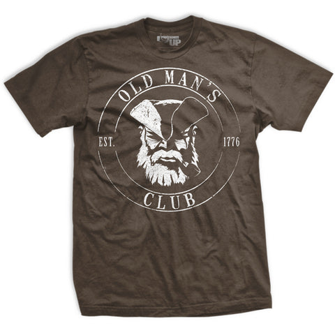 b0cdde5d5 PREORDER Old Man's Club Treachery Normal-Fit T-Shirt