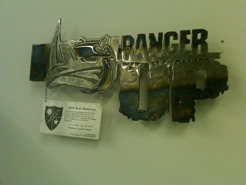 American Liquid Metal - Ranger Up Limited Edition Sign