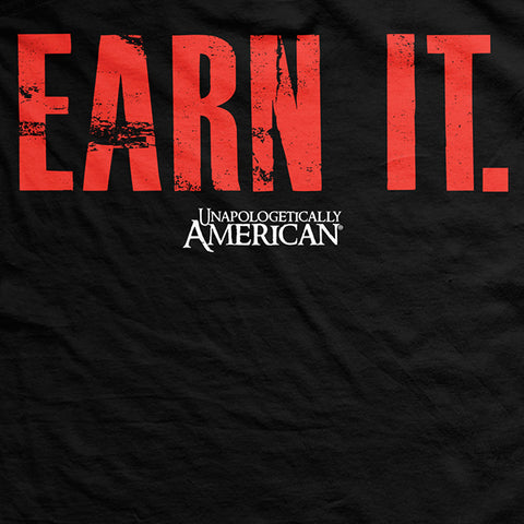Earn It Normal Fit T-Shirt