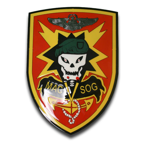American Liquid Metal - MACVSOG Sign