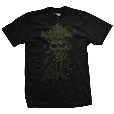 Blackbeard Damnation T-Shirt