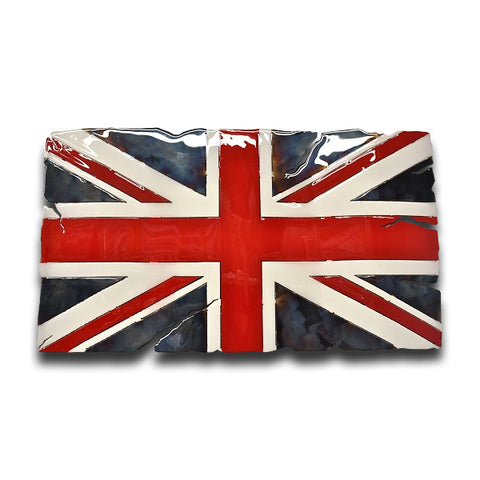 American Liquid Metal - Union Flag Sign