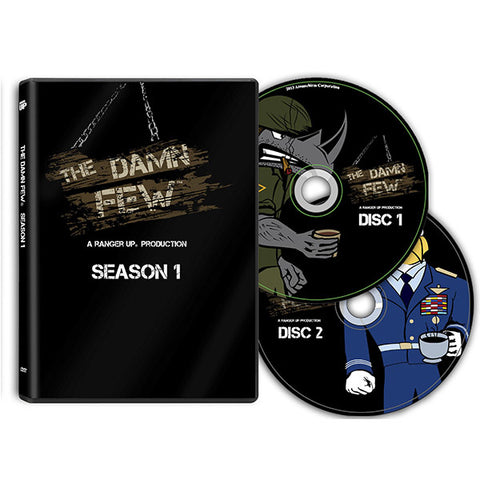 The Damn Few DVD: Season 1