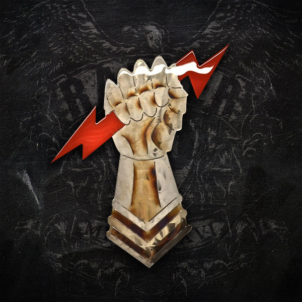 Best Military Branch To Join >> American Liquid Metal - Fister Sign