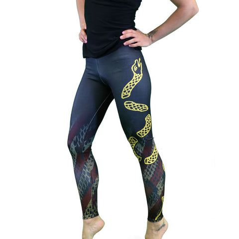PREORDER WOMEN'S Join or Die Leggings