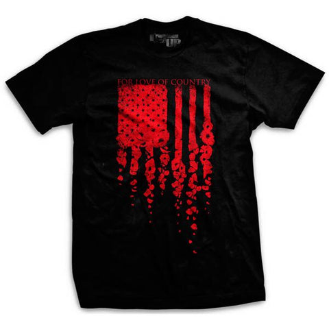 Poppy Flag T-Shirt
