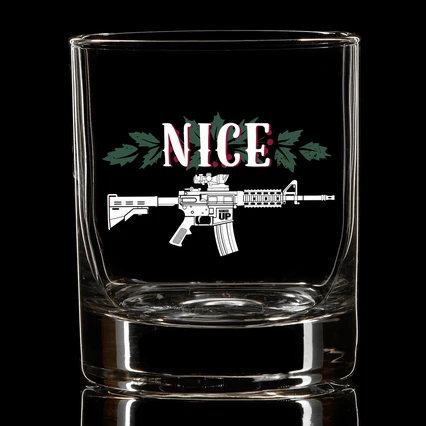 Nice Whiskey Glass