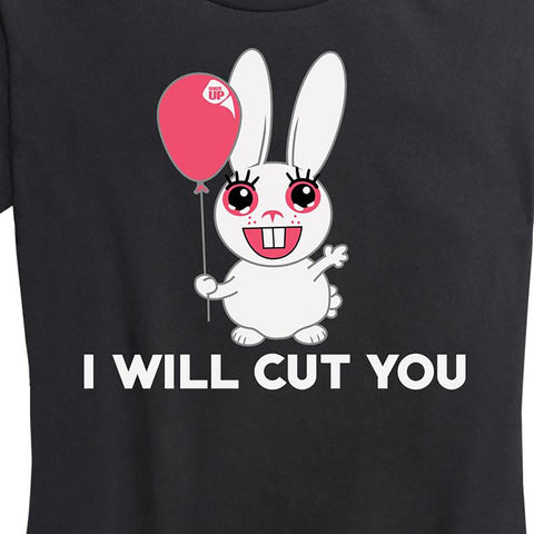 PREORDER WOMEN'S I Will Cut You Shirt