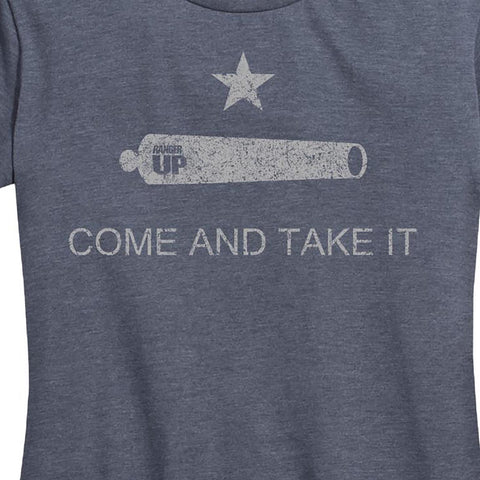 *COMING SOON* WOMEN'S Come And Take It Normal Fit Shirt