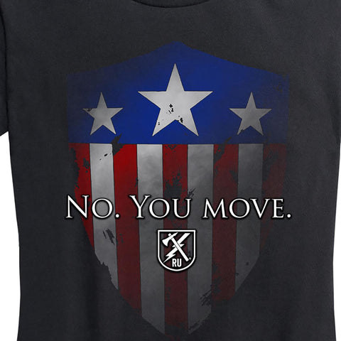 Women's No. You Move Tee