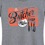 Women's Butcher's Shop Tee