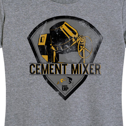 Women's Cement Mixer Tee