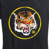 Women's Bold Tigers Normal Fit Tee