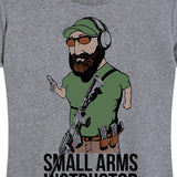 WOMEN'S Small Arms Instructor Tee