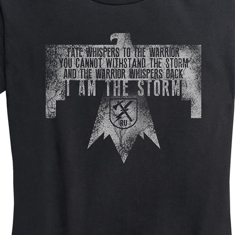 Women's I Am The Storm Tee