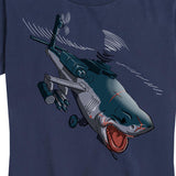 Women's Sharkcopter Tee