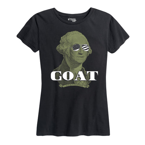 Women's Washington GOAT Tee