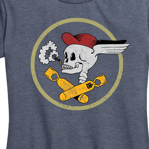 Women's 587th Bomber Squadron Tee