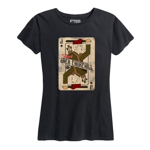 Women's Mad Jack Churchill Tee