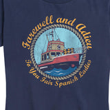 Women's Farewell and Adieu Tee