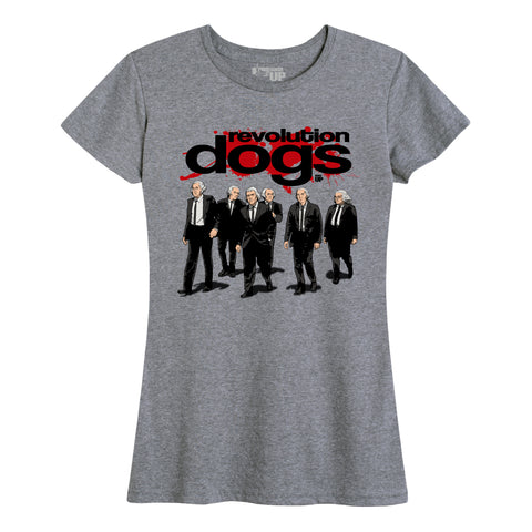 Women's Revolution Dogs Tee