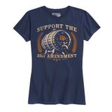 Women's 21st Amendment  Tee