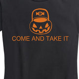 Women's Come And Take It Candy Tee