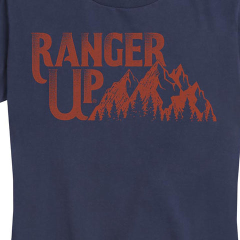 Women's RU Mountains Tee