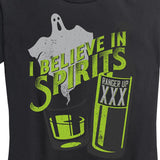 Women's I Believe in Spirits Tee