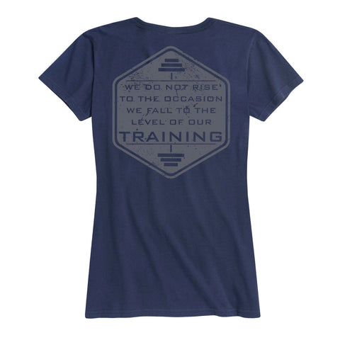 Women's GFOD Level of our Training Tee