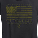 Women's For Those Who Fight Tee