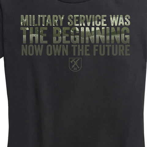 Women's Service was the beginning Tee