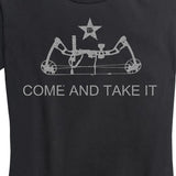 Women's Come And Take It Compound Bow Tee