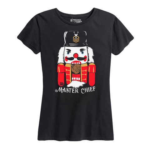 Women's Master Chief Nutcracker Tee